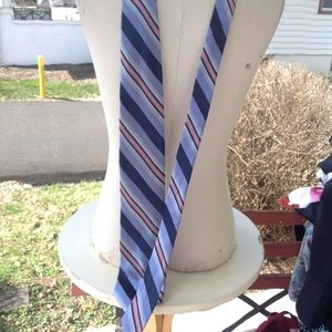 Ted baker silk tie.